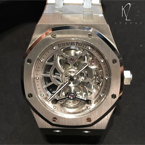 3ac6c27dedb Royal Oak Tourbillon Open worked 26518ST.OO.1220ST.01 - K2 Luxury ...