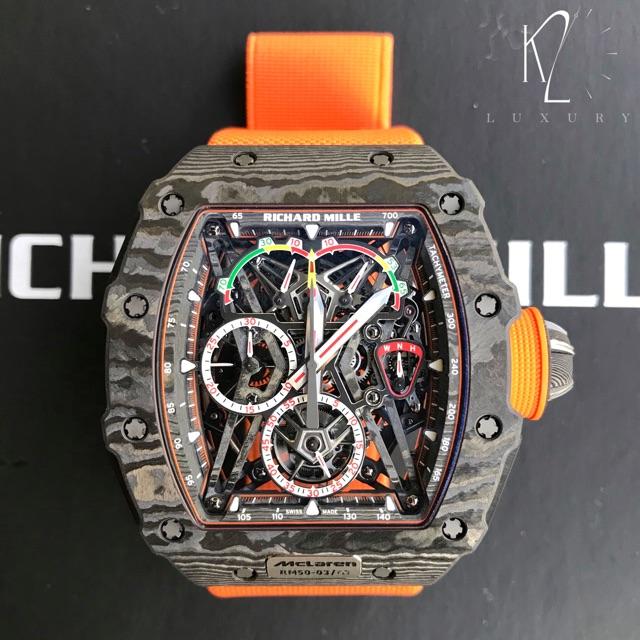RM 50-03 McLAREN F1 - K2 Luxury Watches