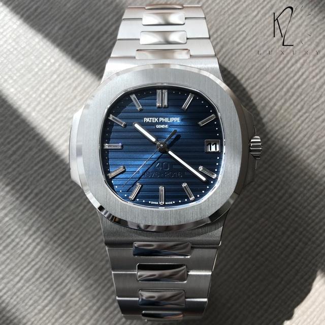 Nautilus 40th Anniversary 5711 1p 001 K2 Luxury Watches