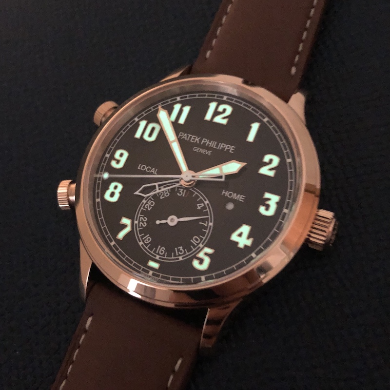 5524R-001 - Pilot Travel Time - K2 Luxury Watches ...